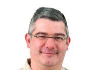 Ludovic Lesage, conseiller municipal dans le canton d'Evreux Nord, responsable syndical dans une entreprise de logement social